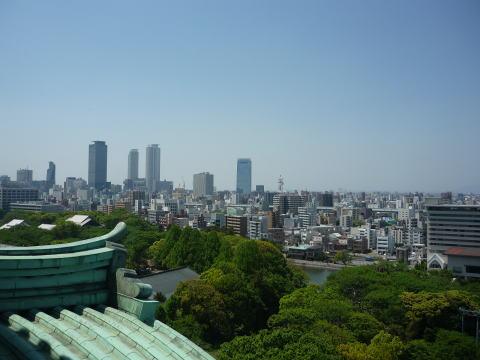 楽天トラベルにあった!名古屋城が見えるホテルと近くて安い ...